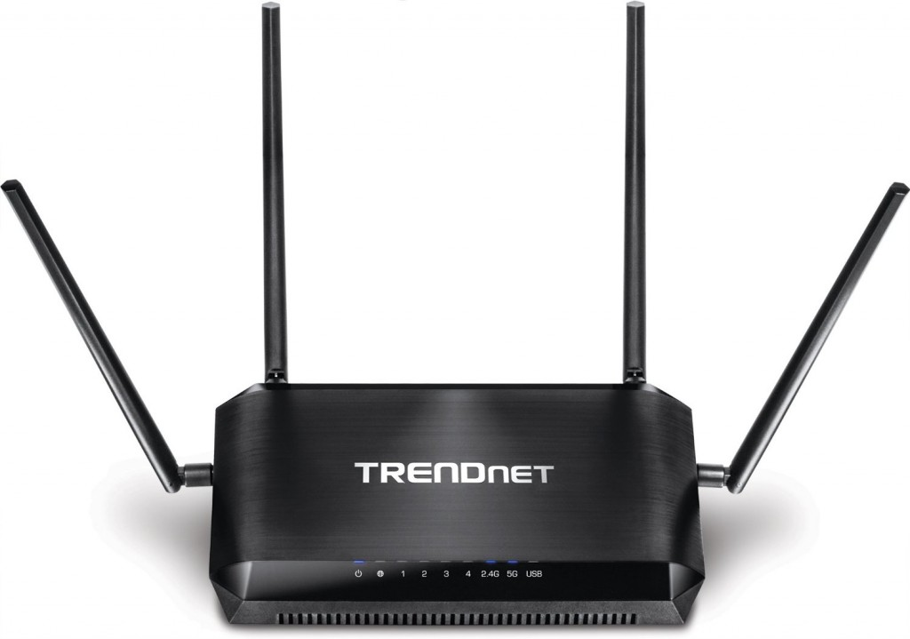 Router-gaming-Trendnet-AC2600